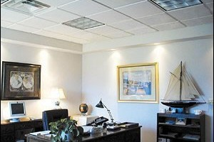 Sound Seal Ceiling Tiles